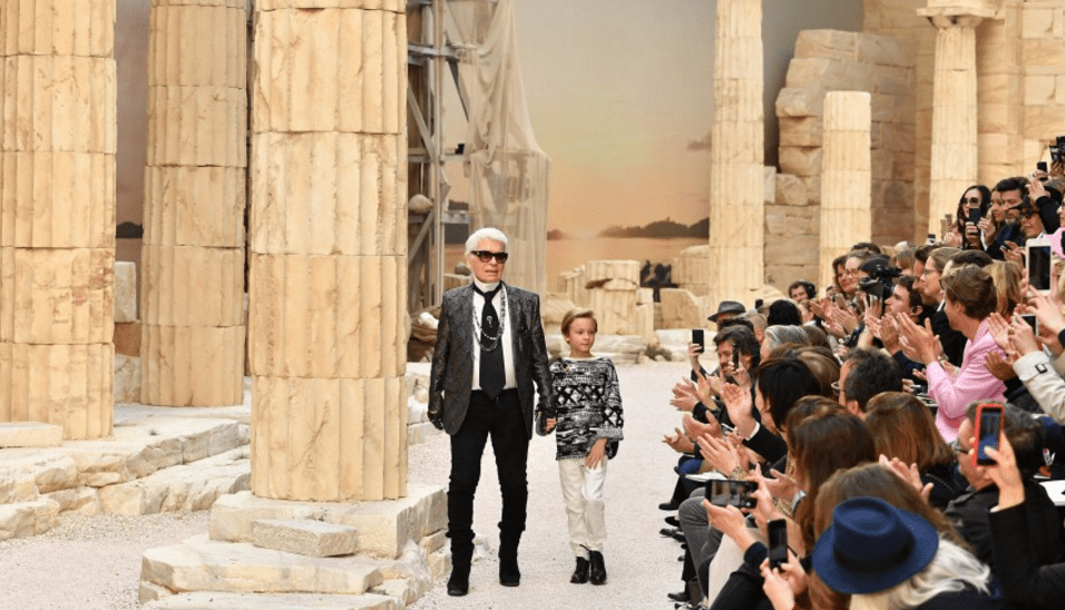 Karl inspired by Ancient Hellas